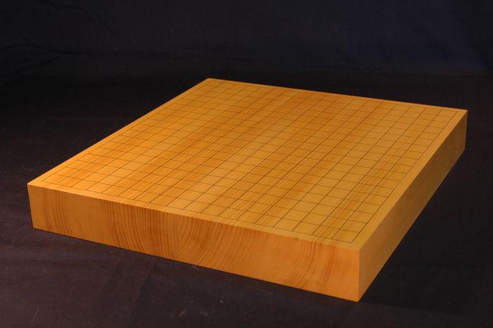 二寸五厘碁盤全体