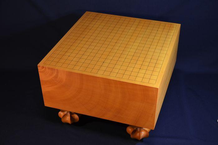宮崎産六寸一分碁盤